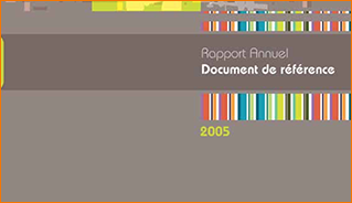 Document de reference 2005
